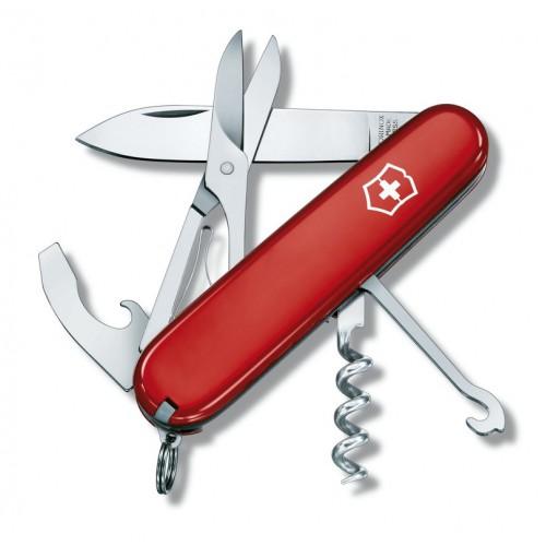 1.3405 Нож Victorinox Compact красный