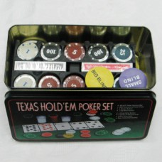 Набор для покера 04200 на 200 фишек