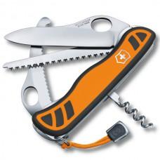 0.8341.MC9 Нож Victorinox Hunter XT оранжево-черный