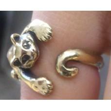 Кольцо Кошка Обнимашка