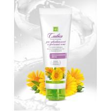 Календула- сливки для ухода за чувствительной и проблемной кожей лица