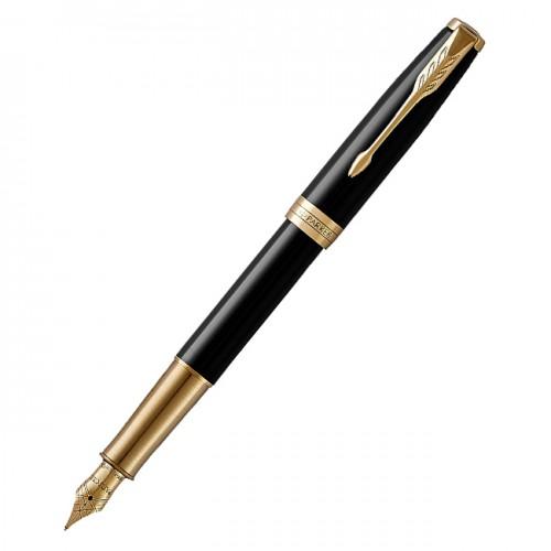 Перьевая ручка Parker Sonnet Laque Black GT 1931527