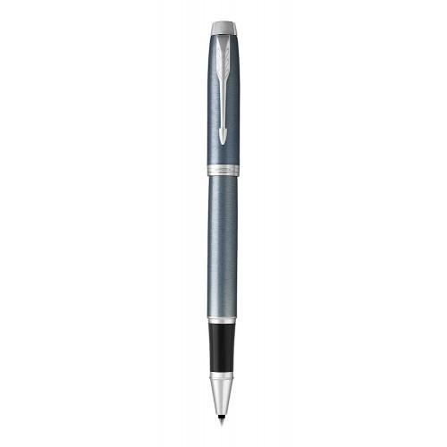Ручка-роллер Parker IM Core Light Blue Grey CT 1931662
