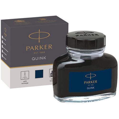 Чернила для ручек Parker темно-синие