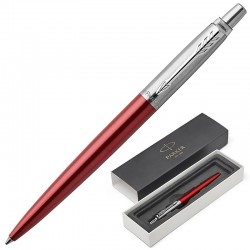 Шариковая ручка Parker Jotter Core Kensington Red CT 1953187