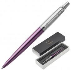 Шариковая ручка Parker Jotter Core Victoria Violet CT 1953190