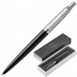 Шариковая ручка Parker Jotter Premium Bond Street Black CT 1953195