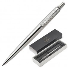 Шариковая ручка Parker Jotter Premium Stainless Steel Diagonal CT 1953197