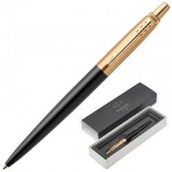 Шариковая ручка Parker Jotter Bond Street Black GT 1953202