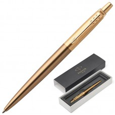 Шариковая ручка Parker Jotter West End Brushed GT 1953203