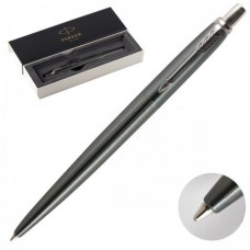 Шариковая ручка Parker Jotter Oxford Grey Pinstripe CT 1953199