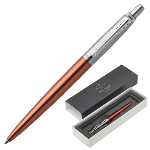 Шариковая ручка Parker Jotter Core Chelsea Orange CT 1953184