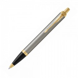 Шариковая ручка Parker IM Core Brushed Metal GT 1931670