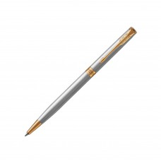 Шариковая ручка Parker Sonnet Core Stainless Steel GT Slim 1931508