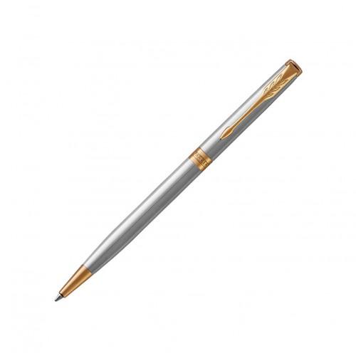 Шариковая ручка Parker Sonnet Core Stainless Steel GT Slim