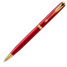 Шариковая ручка Parker Sonnet Laque Red GT 1859472
