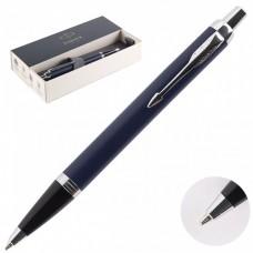 Шариковая ручка Parker IM Core Matte Blue CT 1931668