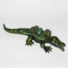Сувенир шкатулка Крокодил 831