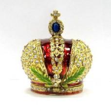 Сувенир шкатулка Корона 926