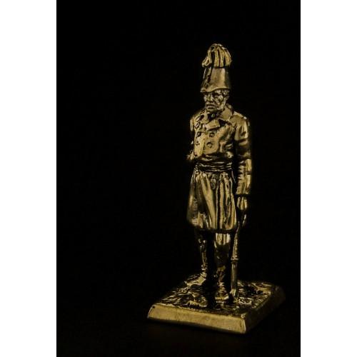 Командующий Британской армии. Реглан.