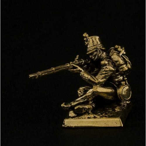 Солдатик стрелок. Британская армия.