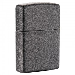 Zippo 236 Black Crackle