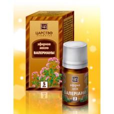 Валериана-Натуральное эфирное масло во флаконе.