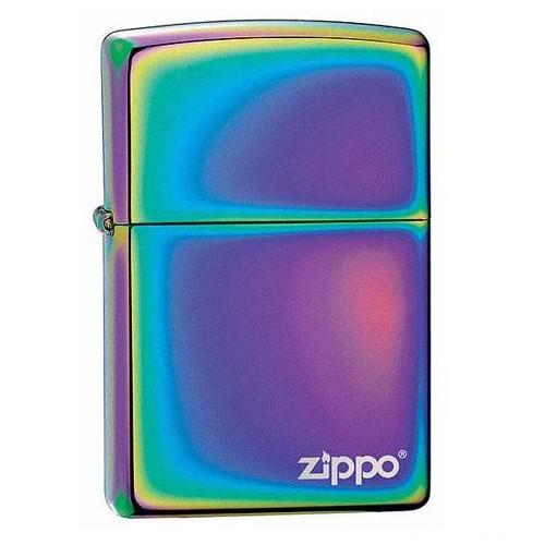 Зажигалка Zippo 151ZL Spectrum Zippo Logo