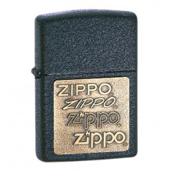 Zippo 362 Brass Emblem