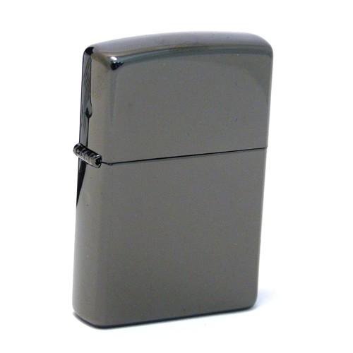 Зажигалка Zippo 24756 с покрытием Ebony