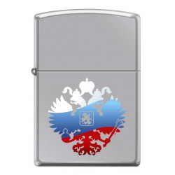 Zippo 250 Russian Coat of arms