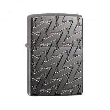 Zippo 49173 Geometric Weave Design Armor