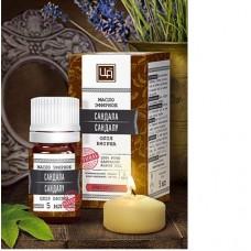 Сандал - Натуральное эфирное масло во флаконе