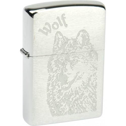 Zippo 200 Wolf