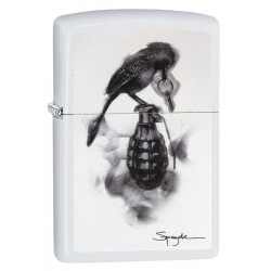 Zippo 29645 Bird & Grenade