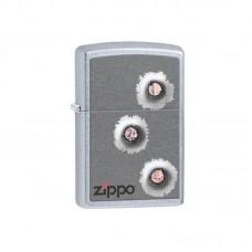 Zippo 28870 Bullet Holes