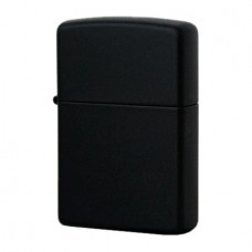 Zippo 218 Black Matte