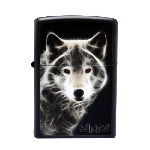 Зажигалка Zippo 28303 White Wolf